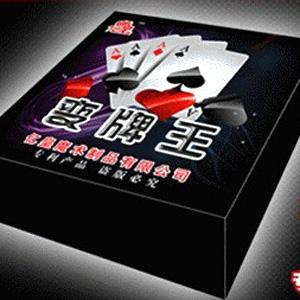 """横扫牌局的""""扑克王"""""""
