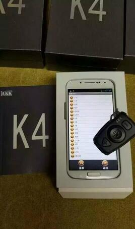AKK扑克扫描仪K4主机